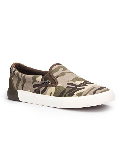 U.S. Polo Assn. Sneakers Haki